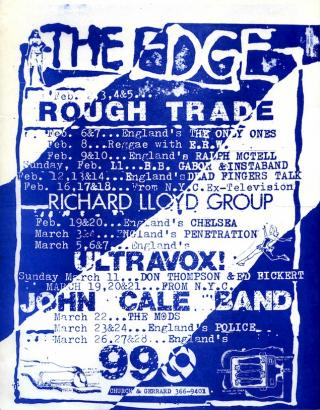 Flyer credit: Don Pyle.